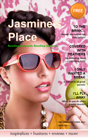 Issue No 1 cover